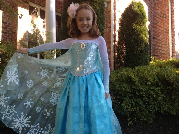 Disney Frozen Elsa Costume