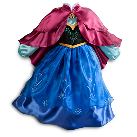 Anna Costume Frozen