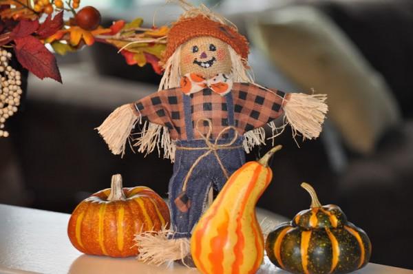 Scarecrow decor