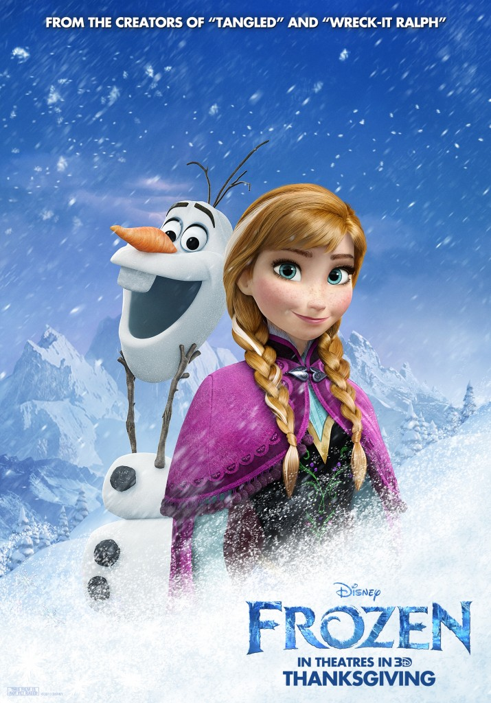 Disney frozen movie think