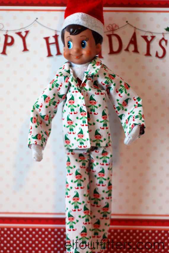 Easy Elf on the Shelf Ideas - 10 Fashions & Accessories ...