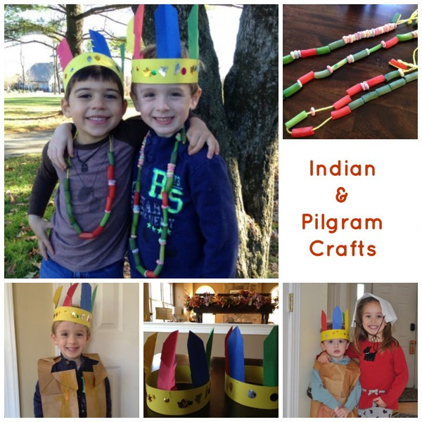 Indian and Pilgrim Crafts