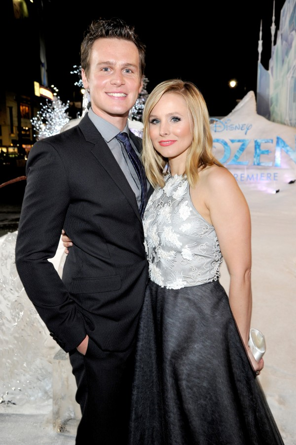 "he World Premiere Of Walt Disney Animation Studios' ""Frozen"" - Red Carpet"
