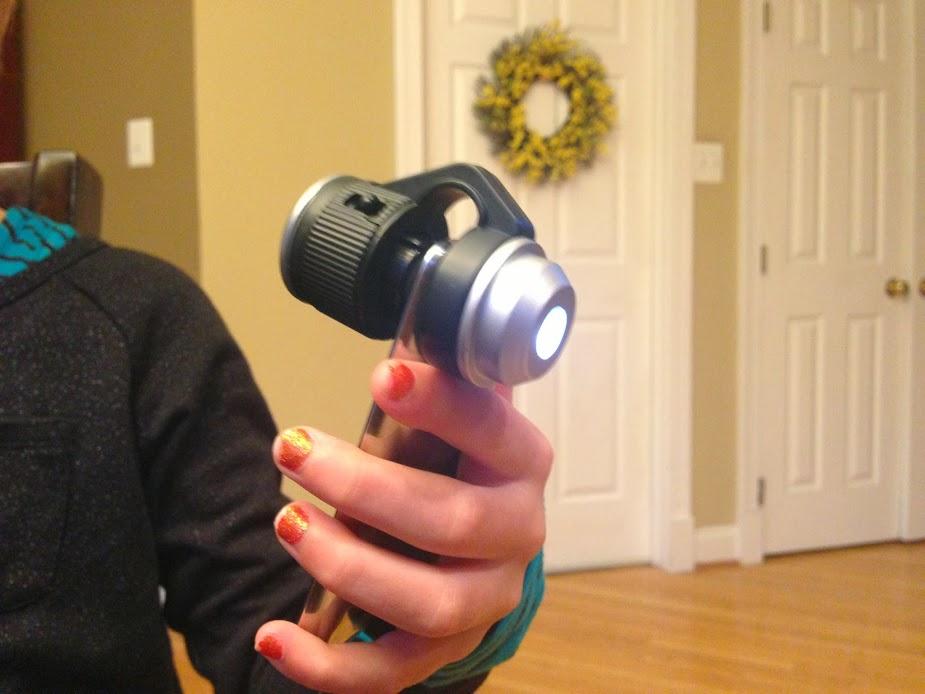 Quick Attach Microscope
