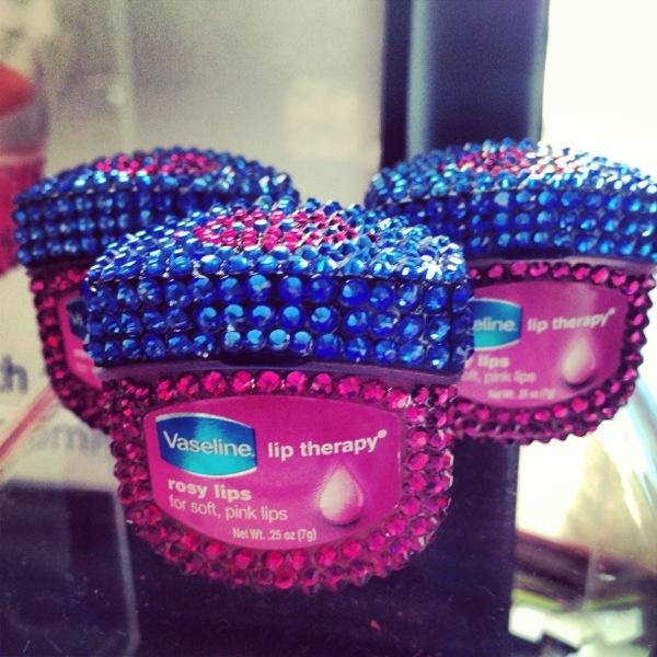 Vaseline Bejeweled Rosy Lips