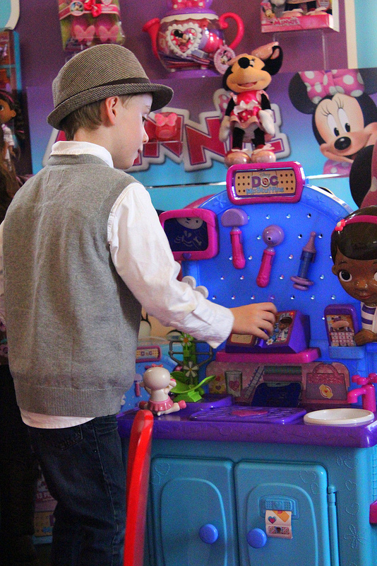 Doc McStuffins Get Better Check-Up Center