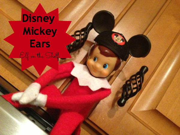 How To Make Mickey Mouse Ears For Your Elf On The Shelf