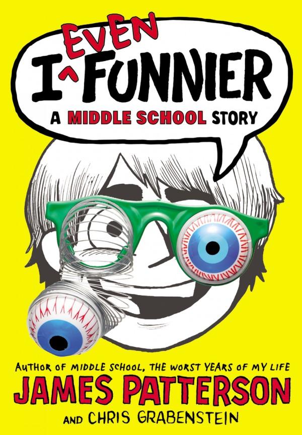 I Even Funnier Book Cover