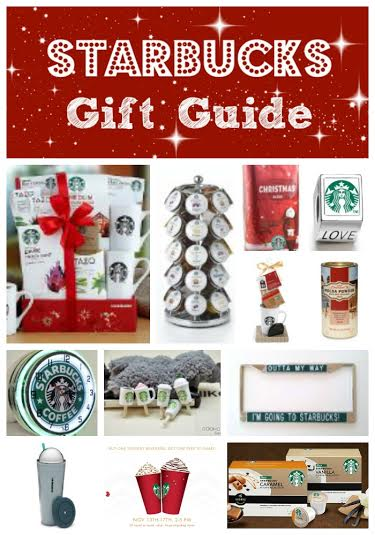 Inspired Giving-Starbucks Gift Ideas Starbucks Lovers Gift Guide