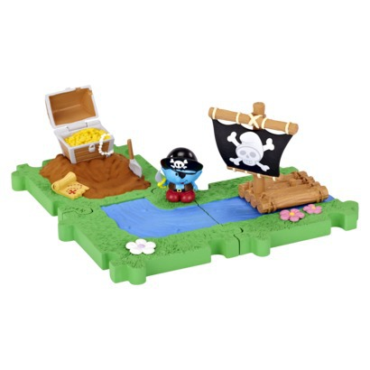 Smurfs Micro Village Pirate
