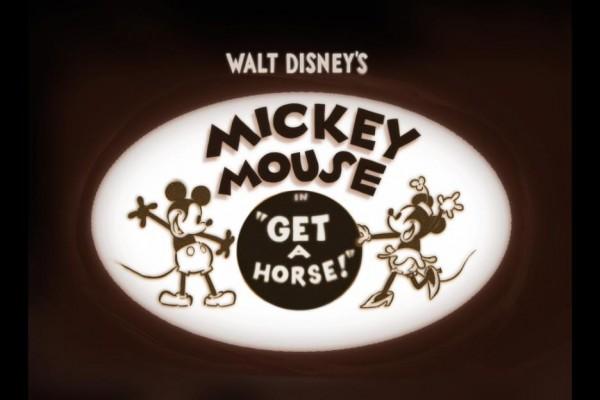 Walt Disney's Get a Horse
