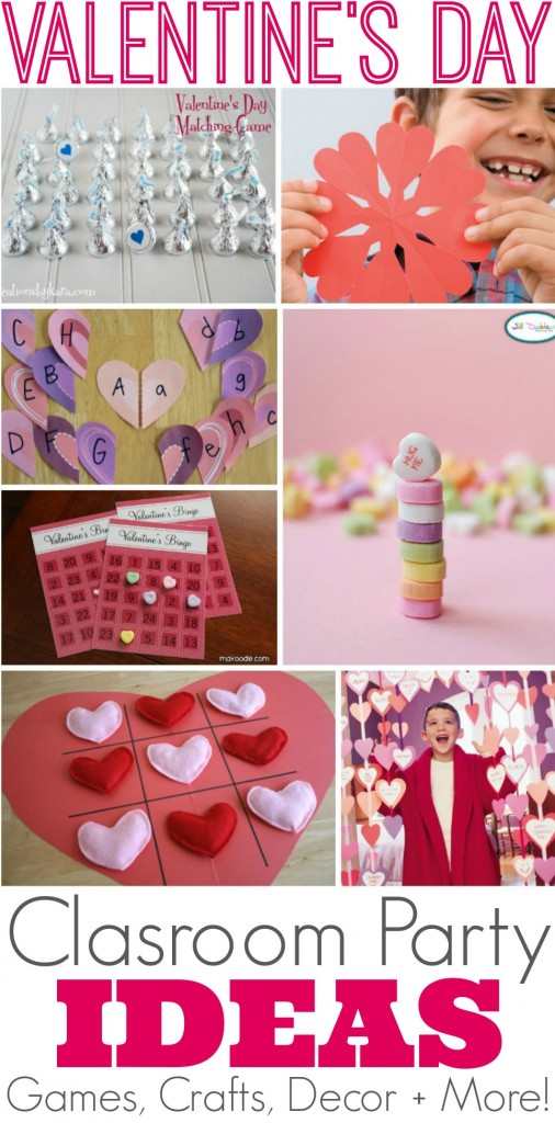 Creative Best Valentine Day Class party ideas