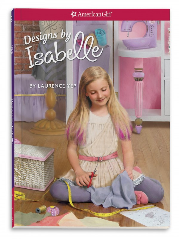 Isabelle Palmer American Girl Designs by Isabelle Book