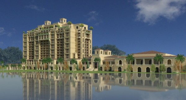 Four Seasons Disney Rendering