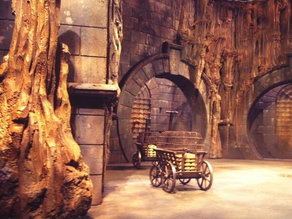 Gringott's Vault