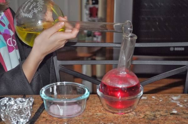 Harry Potter at home Potions