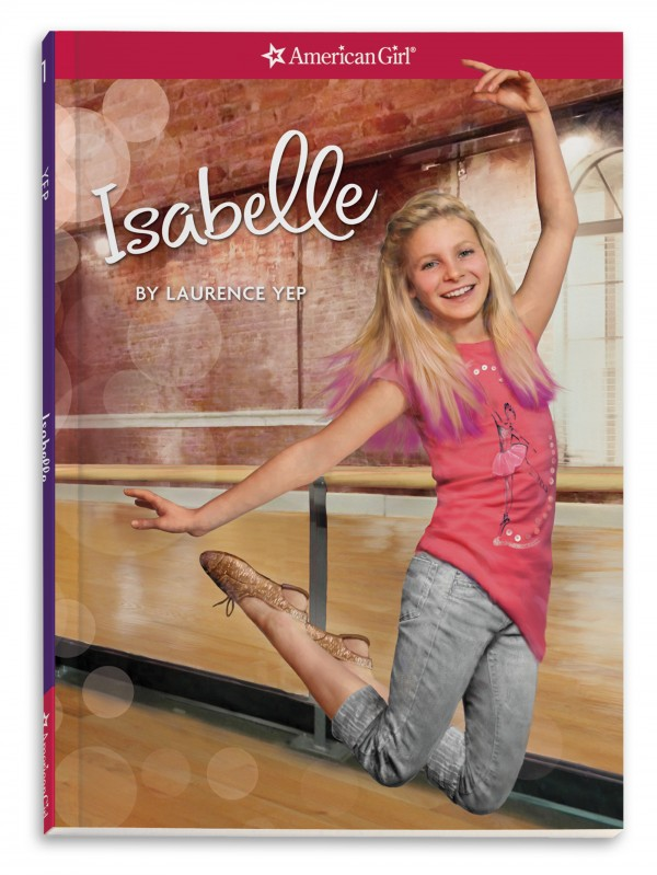 Isabelle American Girl Book
