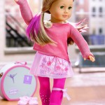 American Girl Isabelle Palmer Dance Outfit