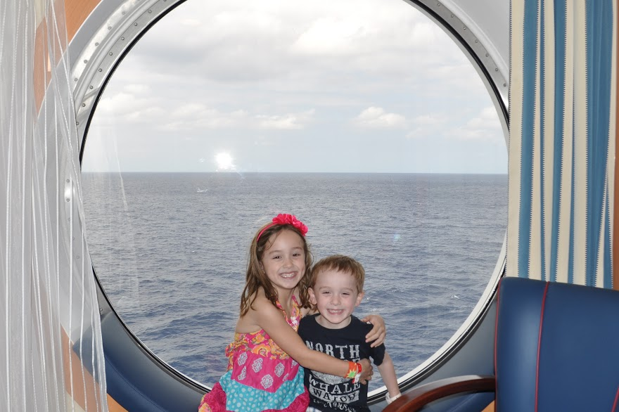 Oceanview Room Disney Cruise