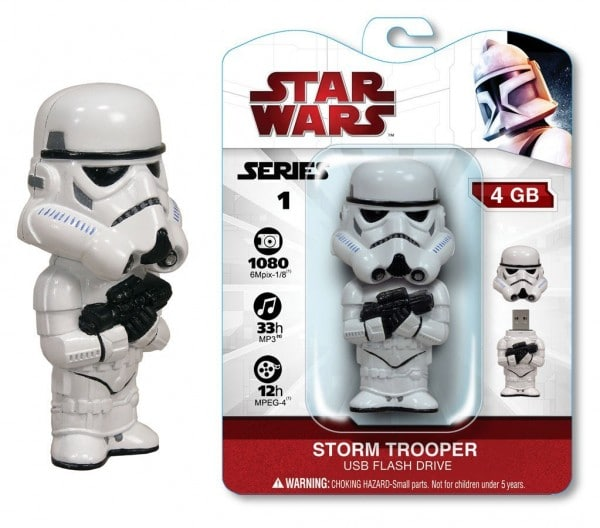 Star Wars storm trooper USB Drive