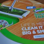 Swiffer Sweep and Trap