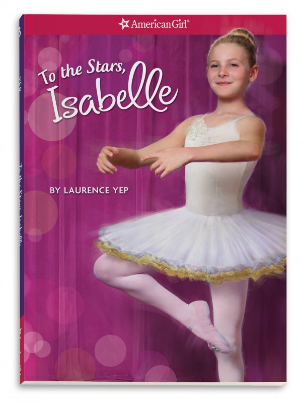 American Girl To the Stars Isabelle Book