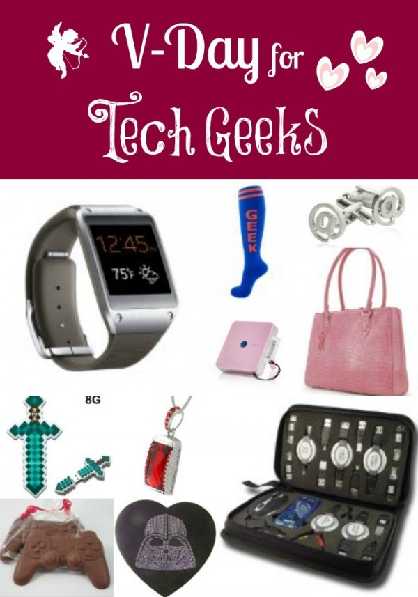 Valentine's Day Gifts for Tech Geeks