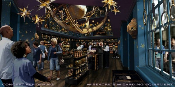 wiseacre's wizarding equipment diagon alley
