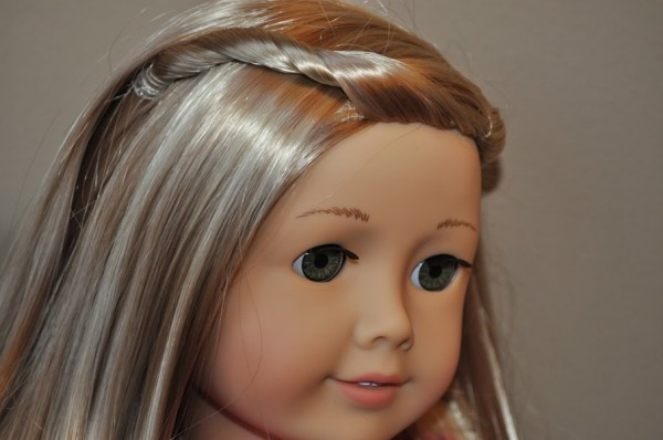 American Girl Isabelle Hair Twists