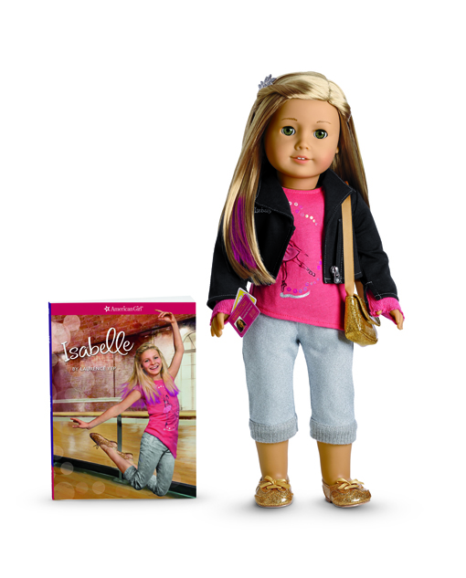 Isabelle Jacket and purse American Girl