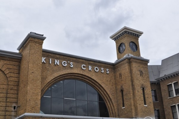 Kings Cross Station Diagon Alley Photos