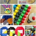 Olympic Craft Tutorials for Kids