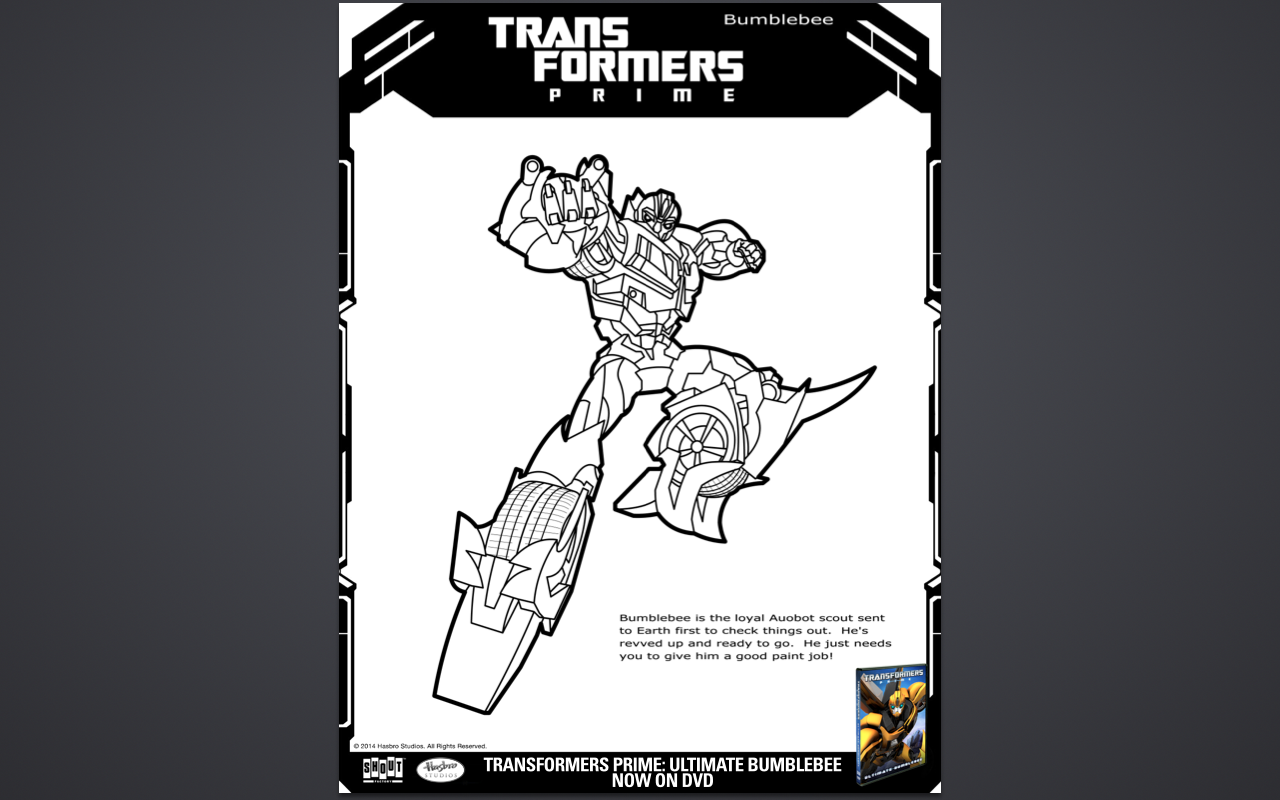free transformers coloring pages classy mommy