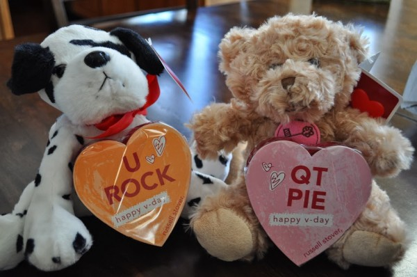 Valentine Stuffed Plush