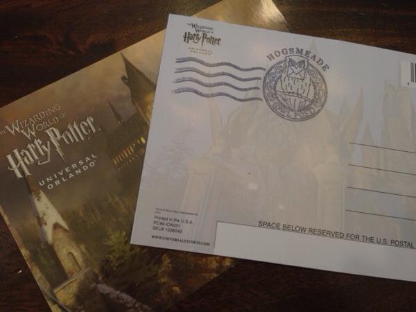 Hogsmeade Postmark