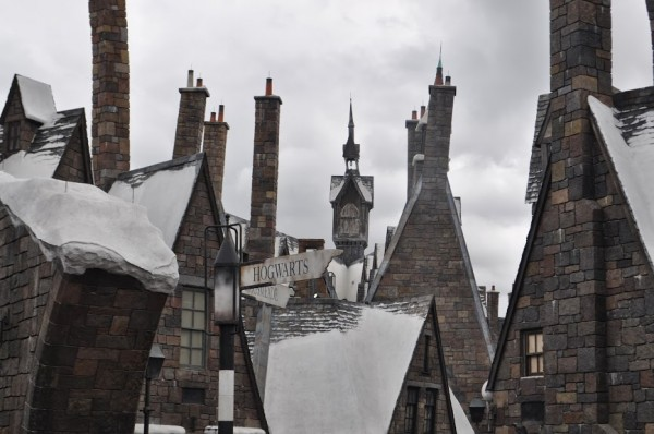 Hogwarts and Hogsmeade Photos