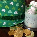 How to Make a Shamrock Shake copycat at home for #StPatricksDay