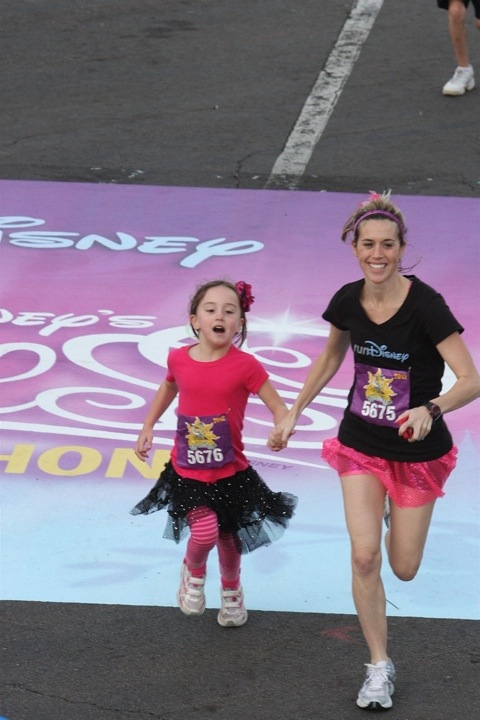 Running in Tutus and Skirts