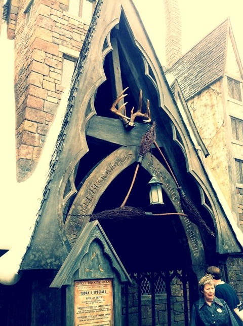 Three Broomsticks restaurant photo