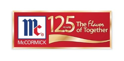 mccormick 125 years logo