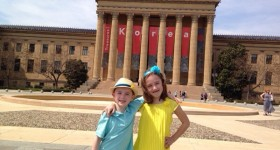 Philadelphia Art Museum for Kids
