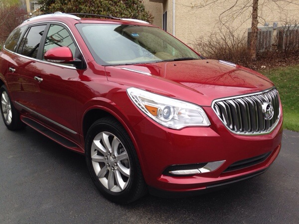 2014 Buick Enclave Review And Video