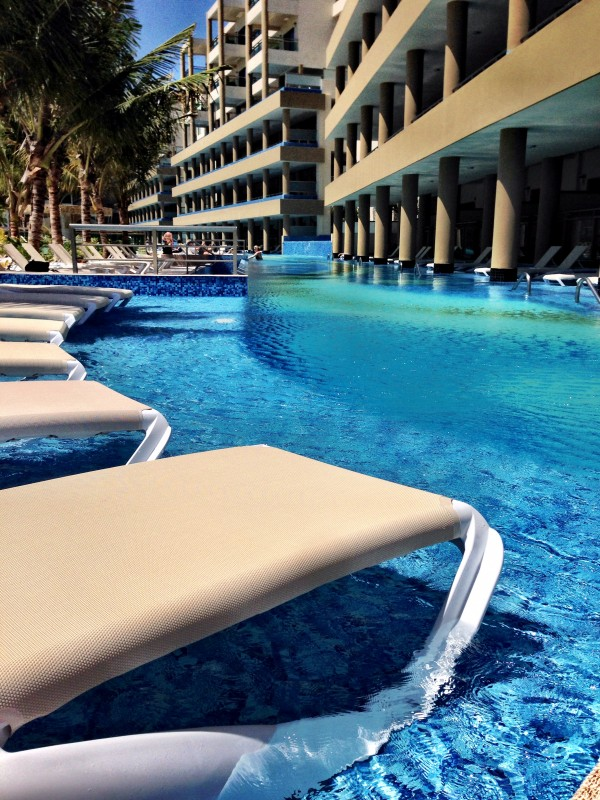 Karisma Pool Generations Resort Mexico