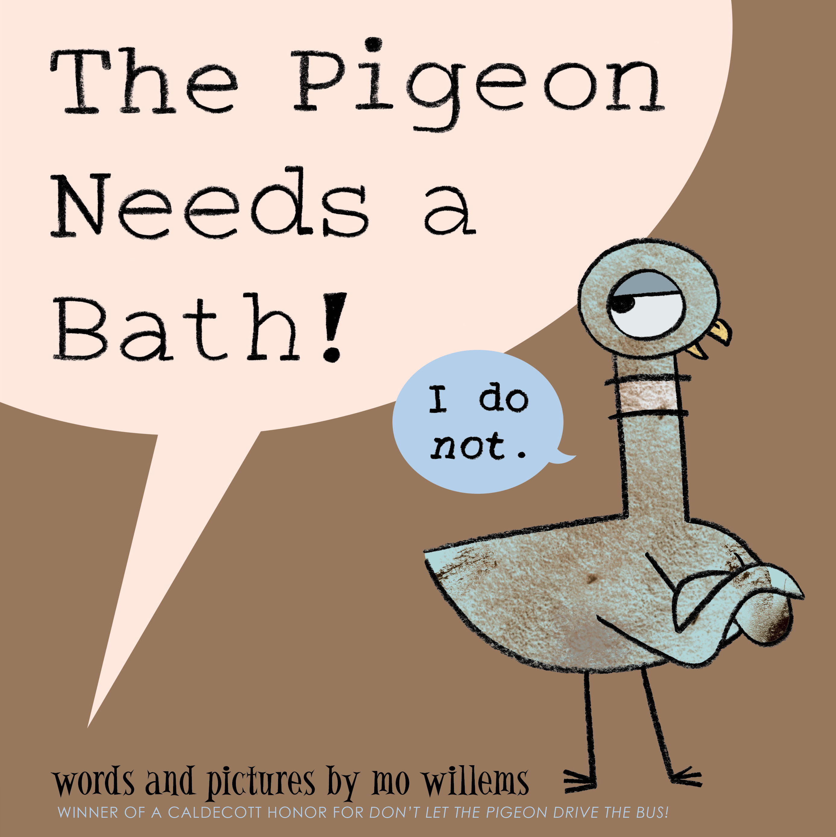Party with Hilarious Fun Thanks to Mo Willems The Pigeon Needs a Bath ...