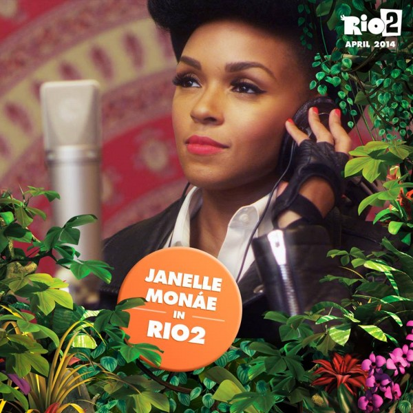 Rio 2 Janelle Monae