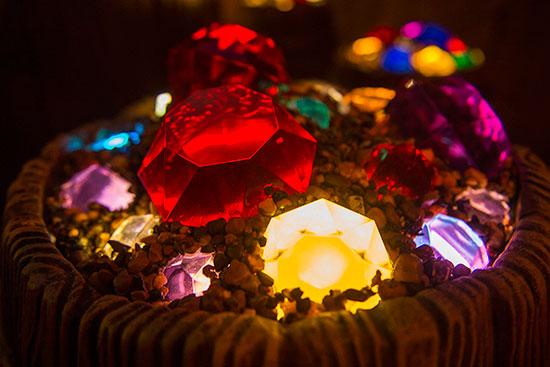 Gems Dwarf Mine Train