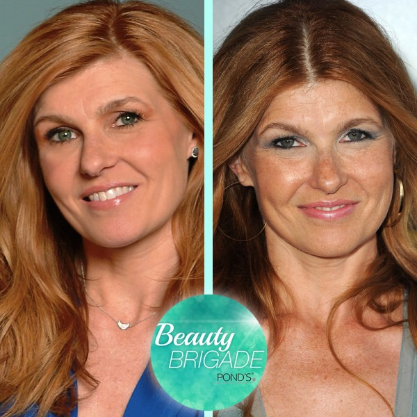 Connie Britton Day and Night with Ponds