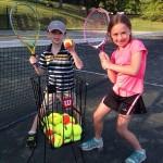 Wilson Tennis Ball Hopper Video Review
