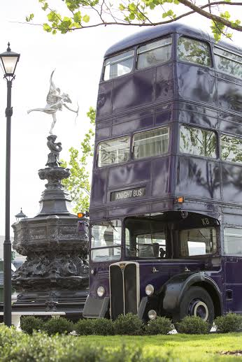 Knight Bus Diagon Alley