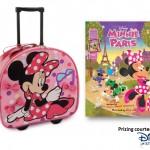 Minnie in Paris Prizing Package